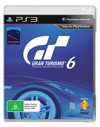 gran turismo 6 ps3 duplex ps3 games. Black Bedroom Furniture Sets. Home Design Ideas