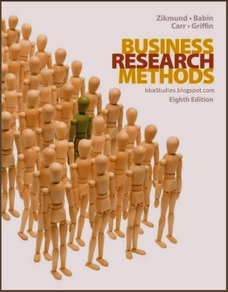 business research methods zikmund pdf