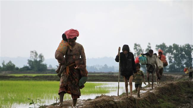 Bangladesh relief camps for Rohingya reach full capacity: UN official