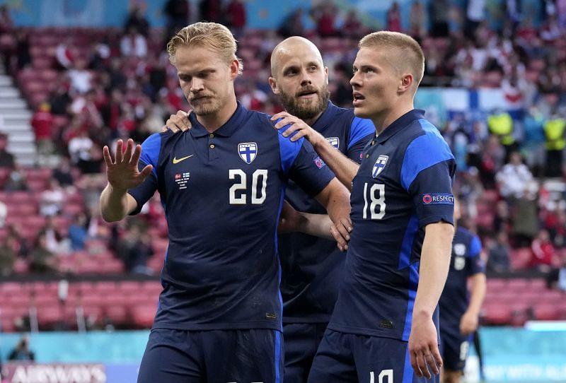 موعد مباراة فنلندا وروسيا