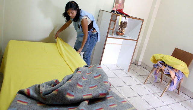 ¿Qué dice la ley de los trabajadores del hogar?