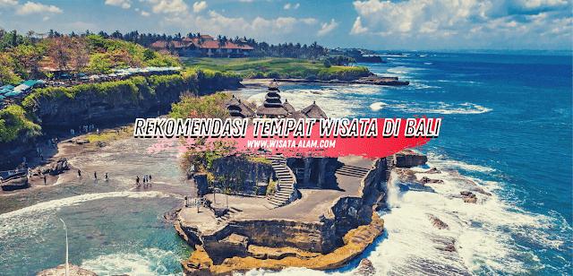 10 Tempat Wisata Alam Paling Populer di Bali