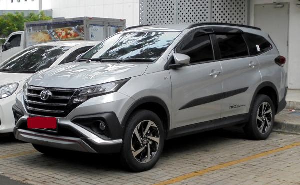 Daftar Harga Mobil Toyota Rush Bekas Terlengkap 2019