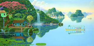 pintura-primitiva-paisajes-campesinos