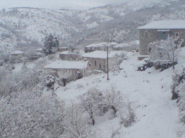 Ρωσικός χιονιάς θα χτυπήσει την Ελλάδα από την Πέμπτη
