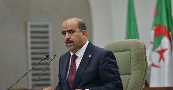 Presidente del Consejo Nacional de Argelia confirma que el ejército respondió a intentos extranjeros de desestabilización interna.