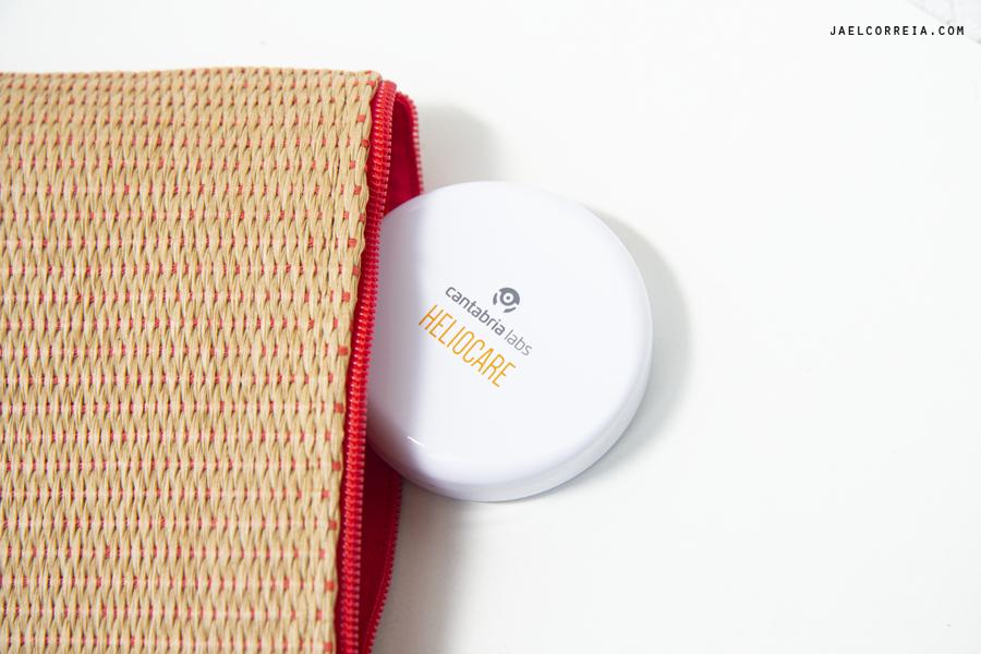 heliocare color oil free compact sunscreen SPF50 notino shop loja online perfumaria protector solar portugal jael correia