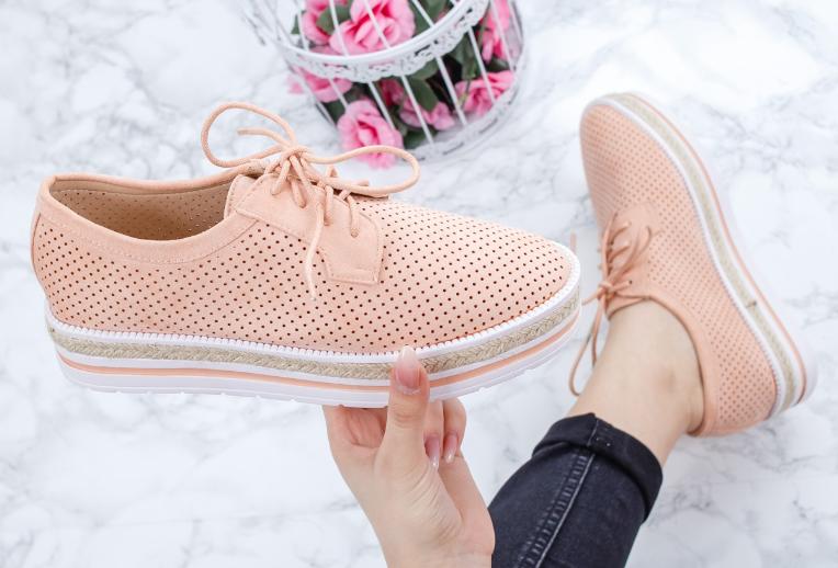 Pantofi casual moderni de femei ieftini si frumosi la moda vara 2020
