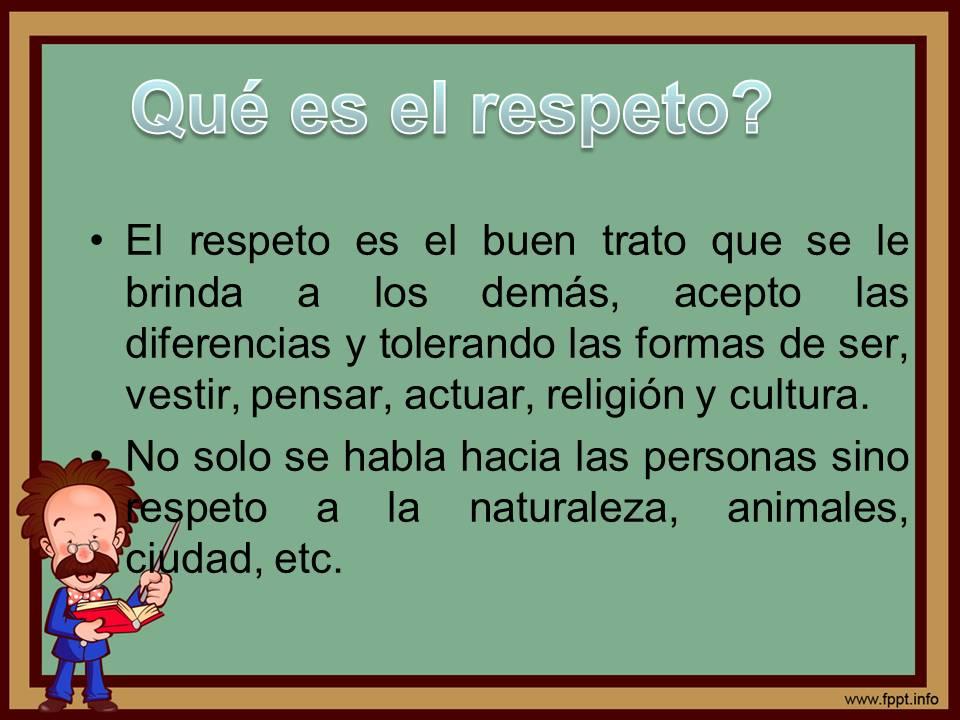 valor respeto - photo #9