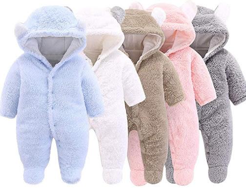 Unisex Newborn Baby Clothes