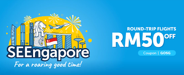 SEEngapore For a roaring good time with Traveloka Promotion