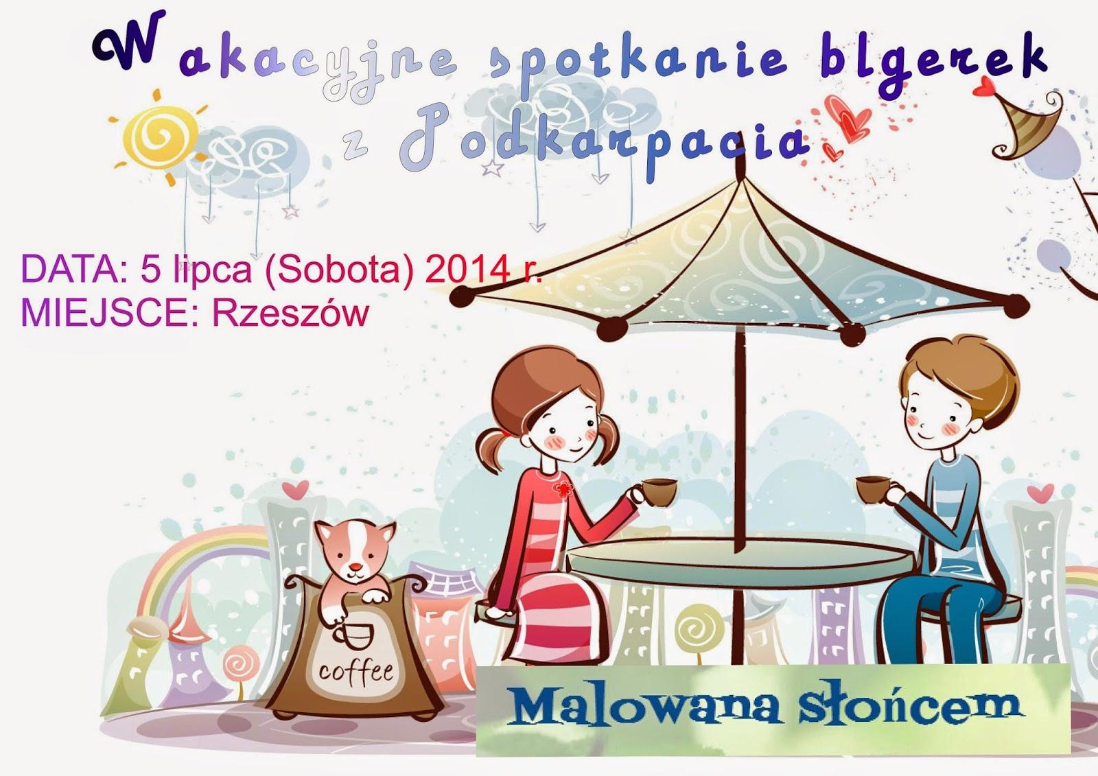 Letnie spotkanie blogerek w Rzeszowie