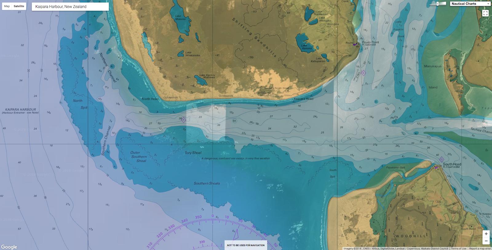 New Zeland Update: GeoGarage Blog: New Zealand Linz Layer Update In The