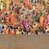 Río Ganges sagrado y letal