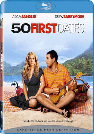 50 First Dates 2004 BluRay 300Mb Hindi Dual Audio 480p Watch Online Full Movie Download bolly4u