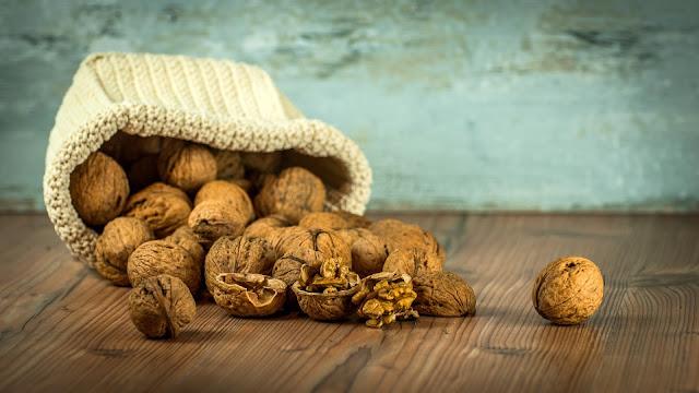 Walnut Business Idea - Walnuts Bag