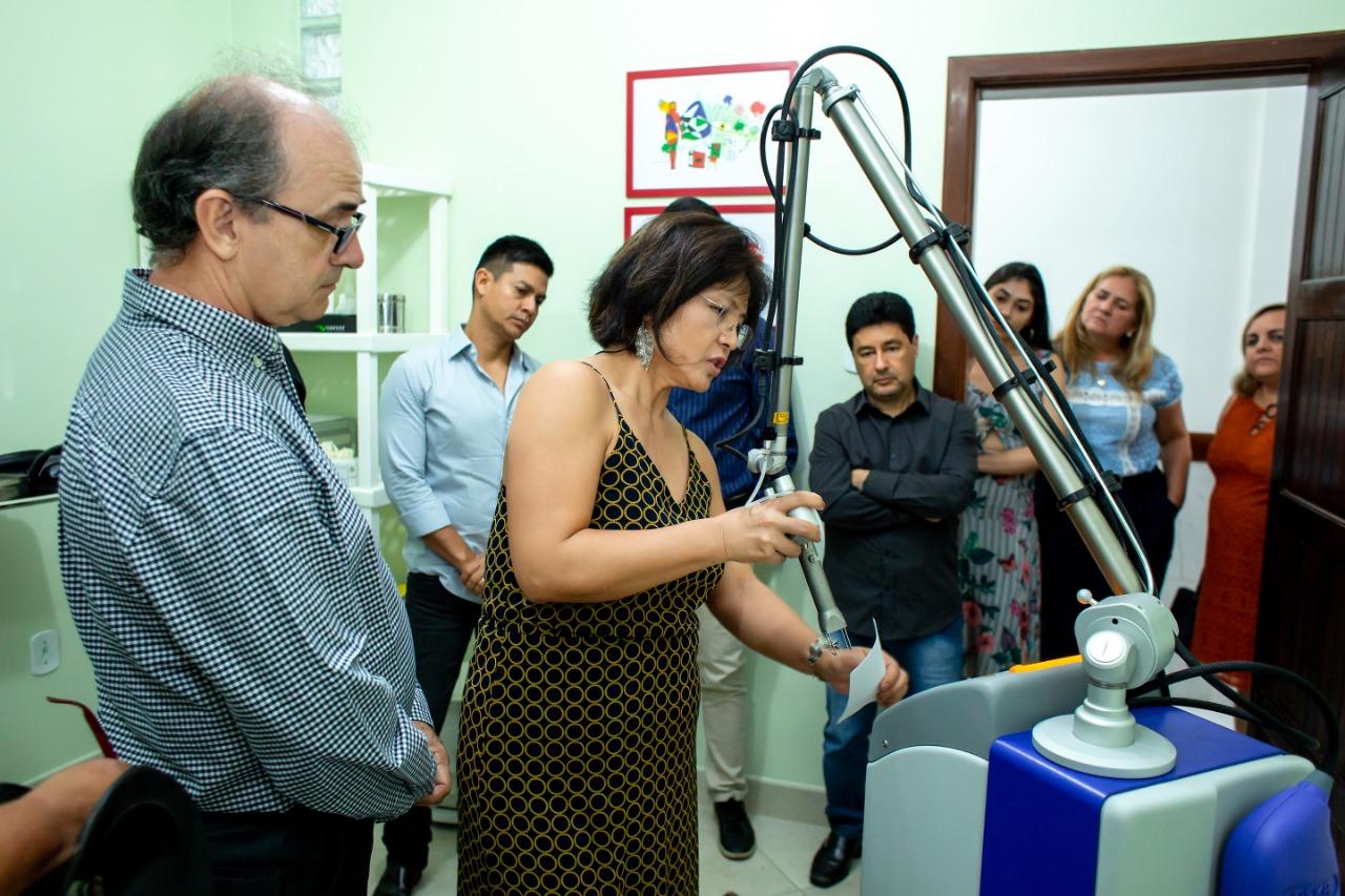 Clínica da Mulher inaugura Centro de Laserterapia em Santarém