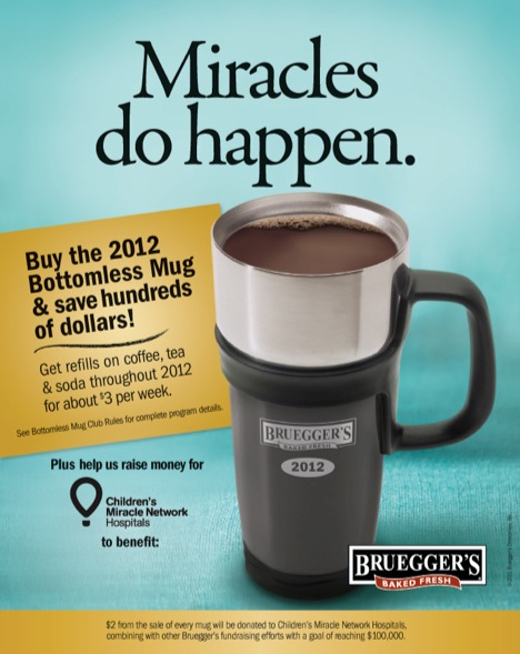 Bruegger S Travel Mug