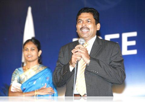 Bww T. Rajasekaran & R. Chandramathi
