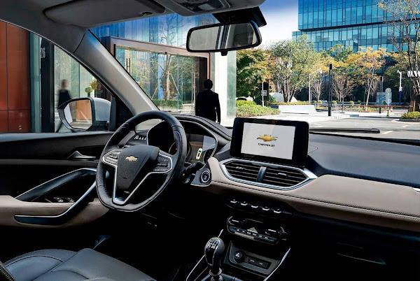 Chevrolet Captiva 2022 chega ao México para enfrentar o Taos
