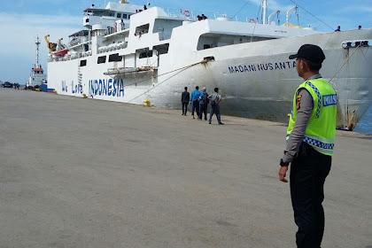 KM. Madani Nusantara Siap Melayani Penumpang dari Batulicin ke Pare-Pare