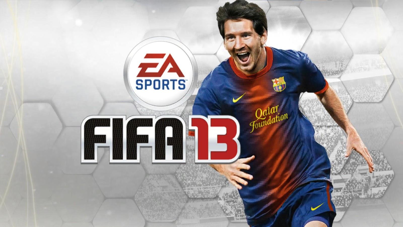 تحميل لعبة كرة القدم فيفا 13 - FIFA 13