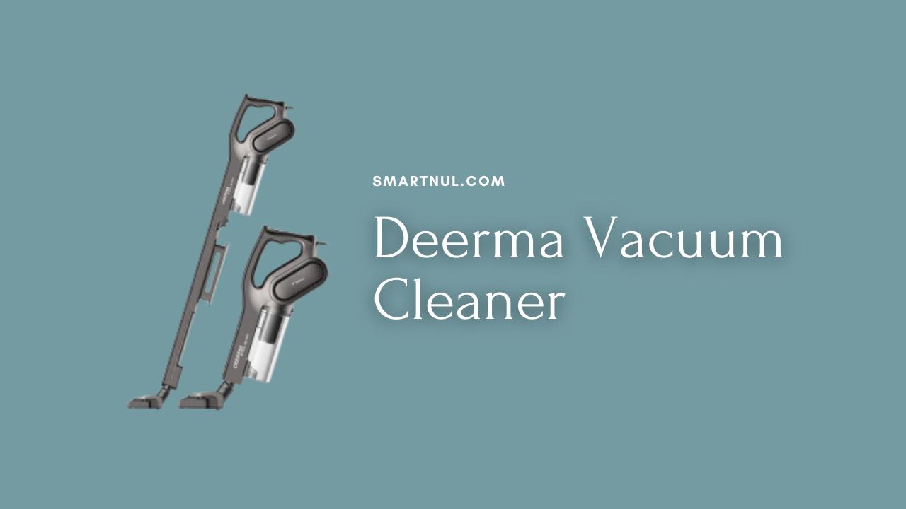 xiaomi deerma vacuum cleaner