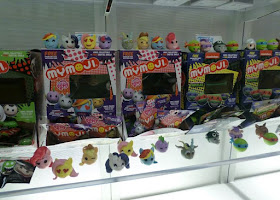 My Little Pony MyMoji Figures Revealed at Toy Fair Funko Booth