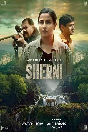 Sherni (2021) Full Hindi Movie Download 480p 720p WebRip