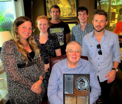 Gutenberg award