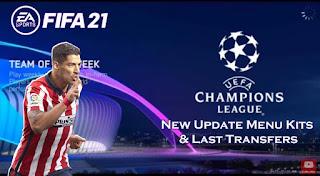 Download FIFA 21 MOD FIFA 14 Android Offline New Update Menu Kits & Last Transfers