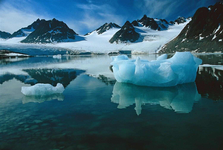 Paesaggio delle Svalbard- Foto Jens Henrik Nybo - Visitnorway.com  Innovation Norway ©