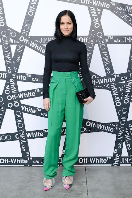 Off-White x Jimmy Choo shoes