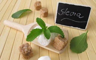 Stevia, endulzante