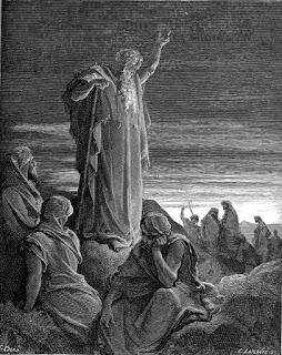 5. Ezekiel Prophesying