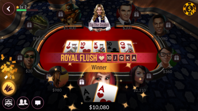 Poker From Zynga