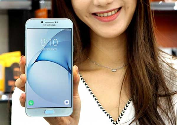 Samsung Galaxy A8 (2016) Goes Official In South Korea