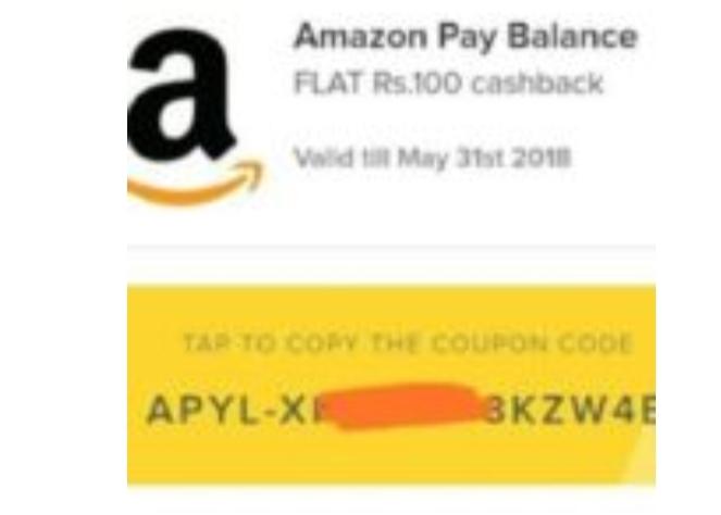 [Loot] Amazon Add Money Offer - Get Upto ₹400 CashBack