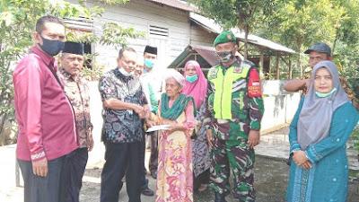 Pihak Kecamatan Gunung Tuleh Kunjungi Warga dalam Kegiatan Jumpa Nagari