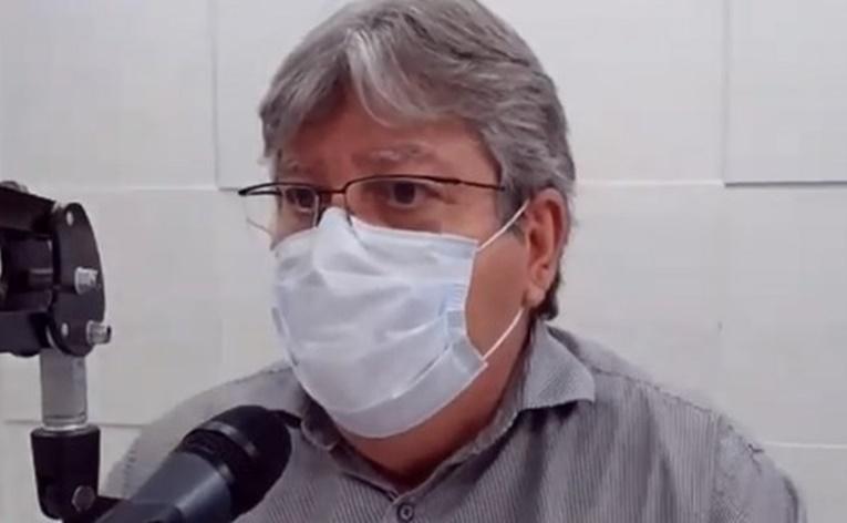 Governador da PB cancela ponto facultativo no Carnaval para evitar aglomerações e maior contágio da Covid-19