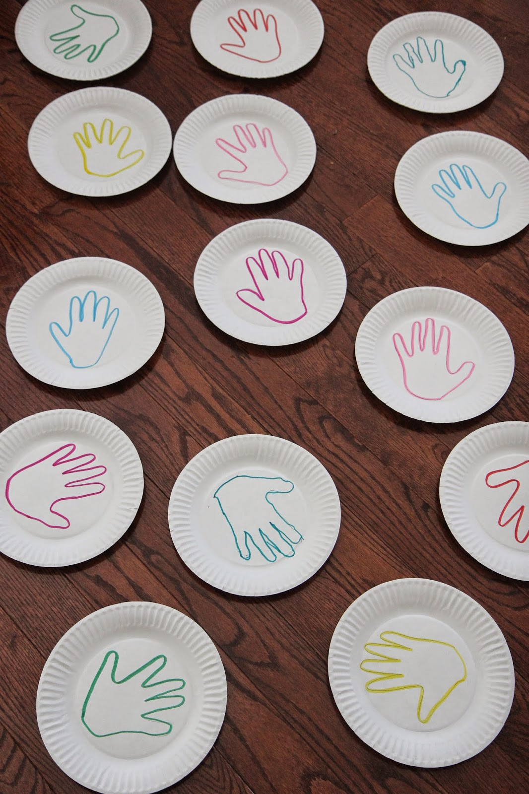 Toddler Approved!: Handprint Color Matching Game {Virtual ...