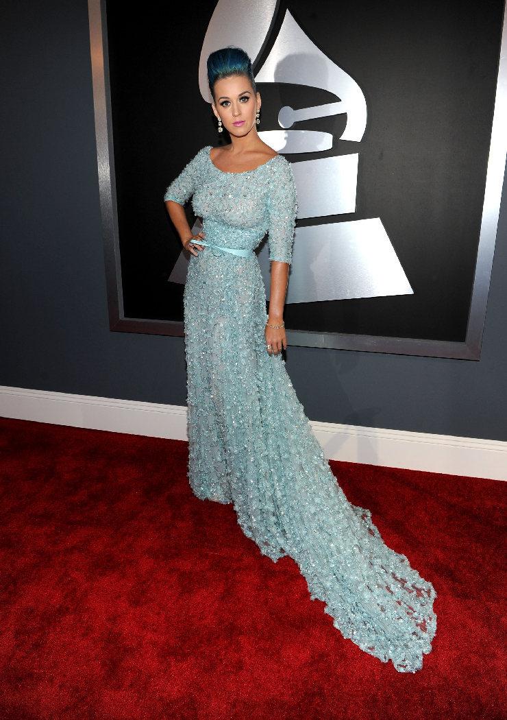Grammy Dress 2012 Knitting Gallery