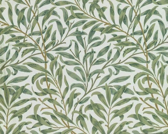 William Morris Willow Boughs Wallpaper The Most Por Of Paper I So Want This For My Laundry Room