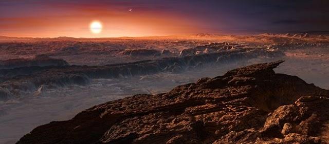 Εξωπλανήτης σαν τη Γη γύρω από το κοντινότερο άστρο στο ηλιακό μας σύστημα