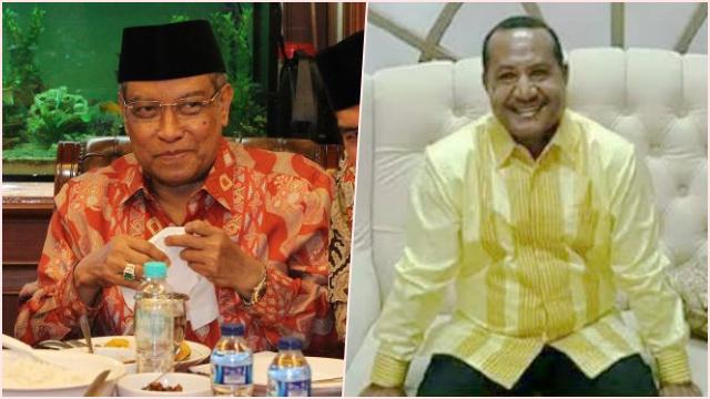 Tokoh Papua ke Said Aqil: Semenjak Jadi Komut KAI, Ngomongnya Hanya Radikalisme