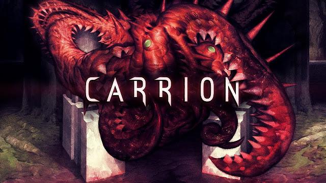 Carrion será lançado para Switch em 23 de julho