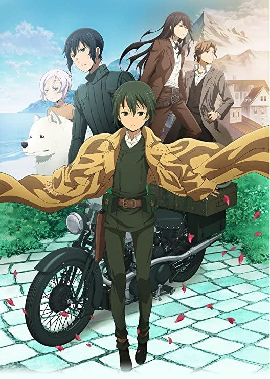 Kino no Tabi (IMDB 7.1/10)