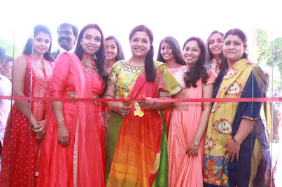 Celebrities inaugurates Sankalp The Boutique Gallery
