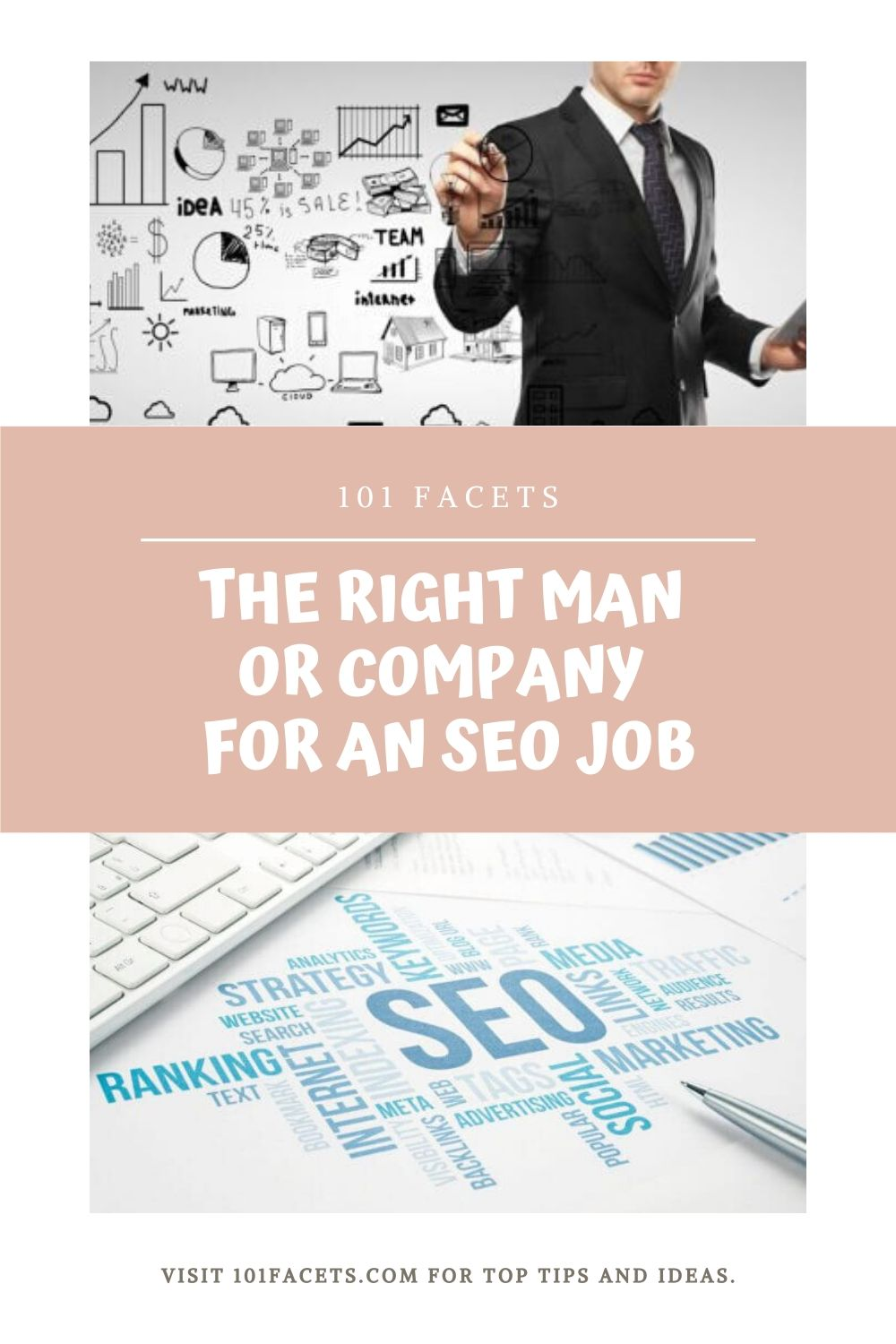 The Right Man or Company for an SEO Job