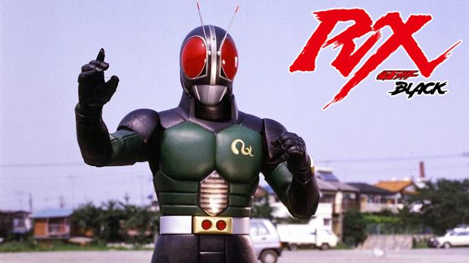 Kamen Rider Black RX Episode 1 - 47 (Tamat) Batch Subtitle Indonesia